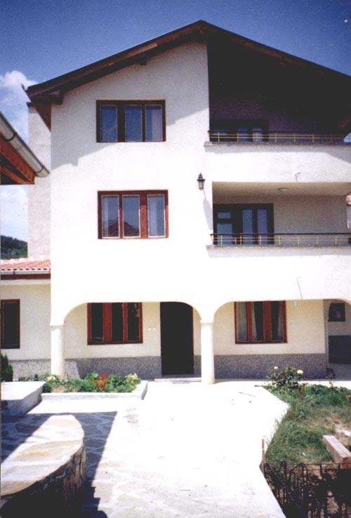Villa Kosser Constantine and Helena