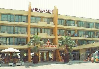 Ambassador Hotel Golden Sands