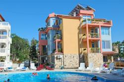 Casa Brava Hotel Sunny Beach