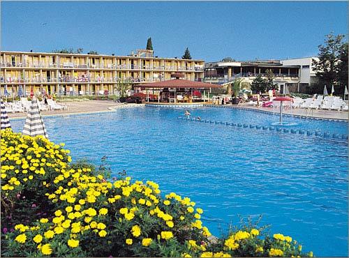 Park Hotel Continental Sunny Beach