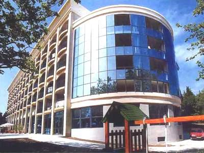 Kaliakra Palace Hotel Golden Sands