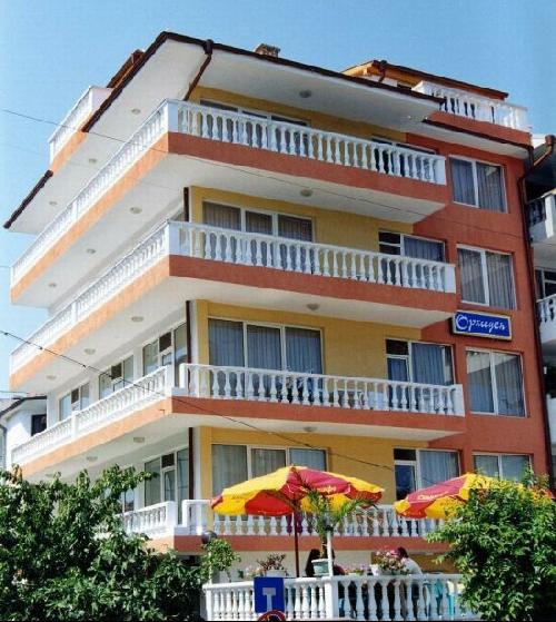 Orchidee Hotel Nessebar