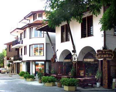Ponko Hotel Nessebar
