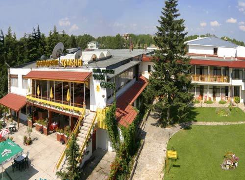 Trakia Garden Hotel Sunny Beach