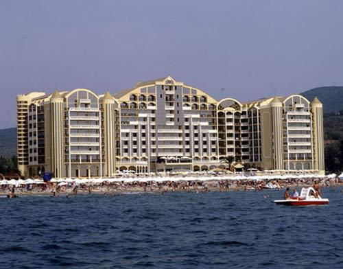 Victoria palace hotel sunny beach bulgaria for Hotel palace