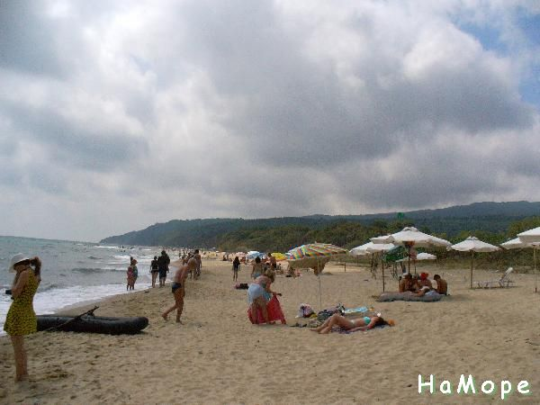 Irakli beach  The beaches on the Bulgarian Black Sea coast